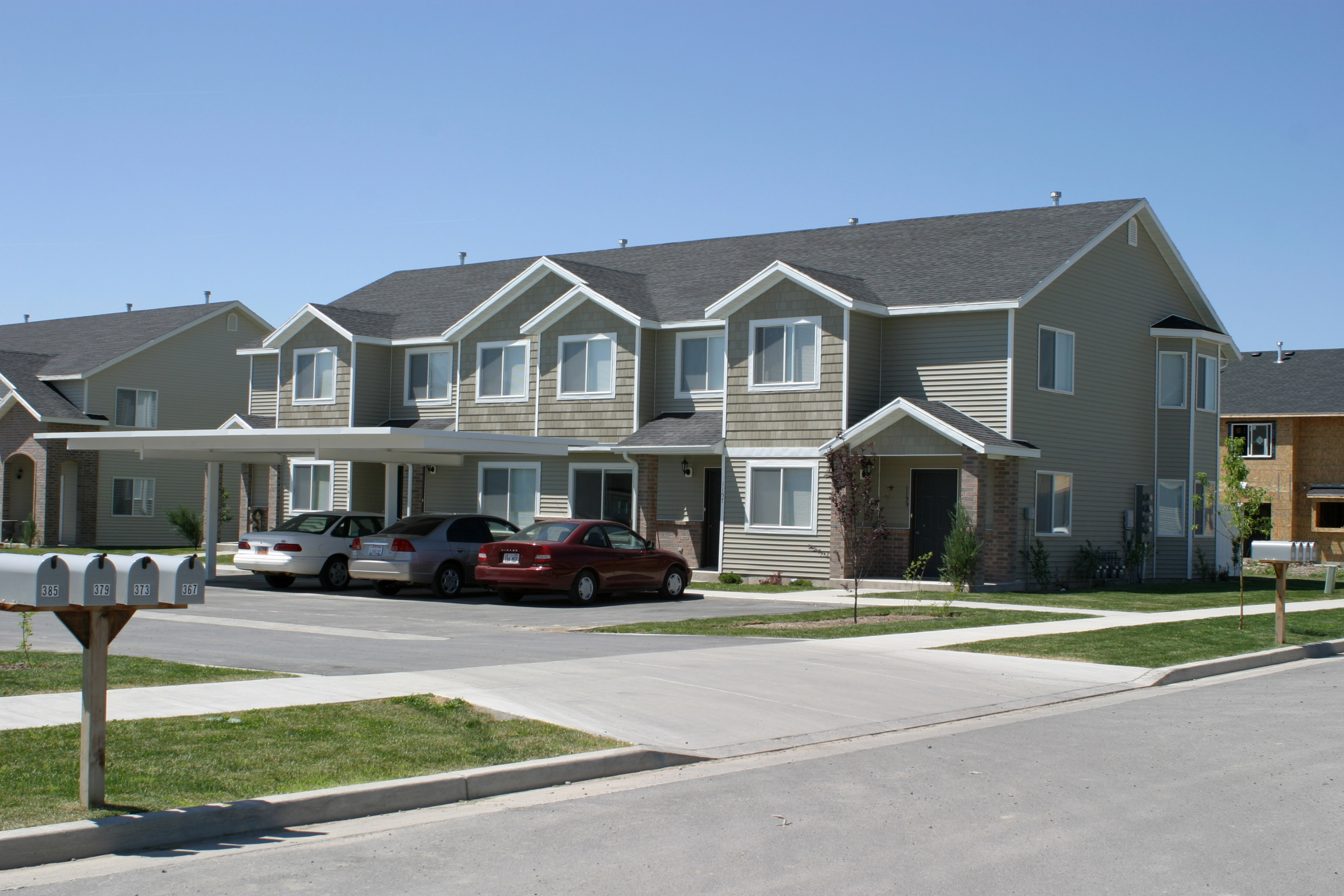 Logan townhomes fairfield townhomes for Fairfield house
